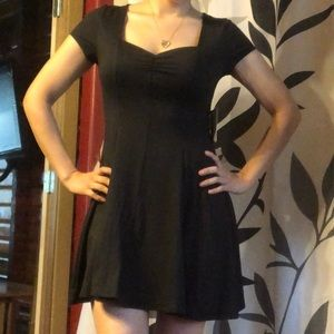 NWT Little black bebop dress. Only worn for photo